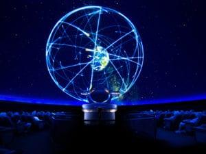 planetarium laser shows Long Island