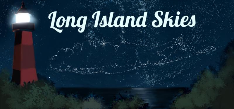 Long Island Skies Poster