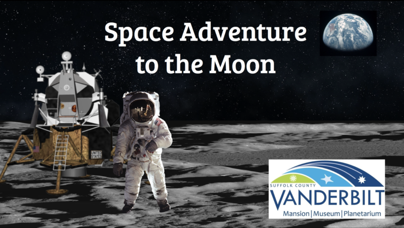 Space Adventure to the Moon